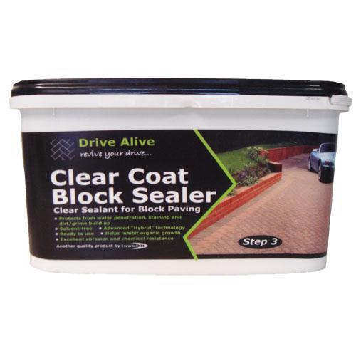 Bond It Drive Alive Clear Coat Block Sealer - 4lt