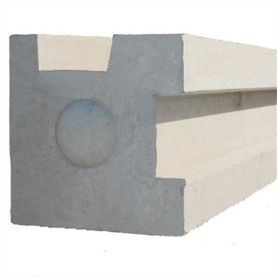 Concrete Corner Post - 10'