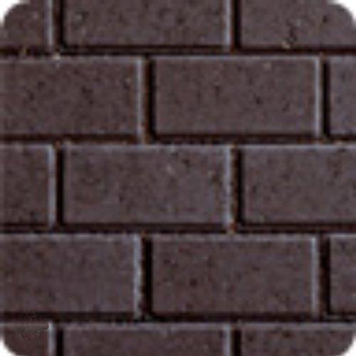 Plaspave 50 Block Paving - Charcoal