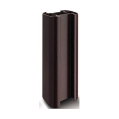 Plastic Post 2.4m (8') - Brown