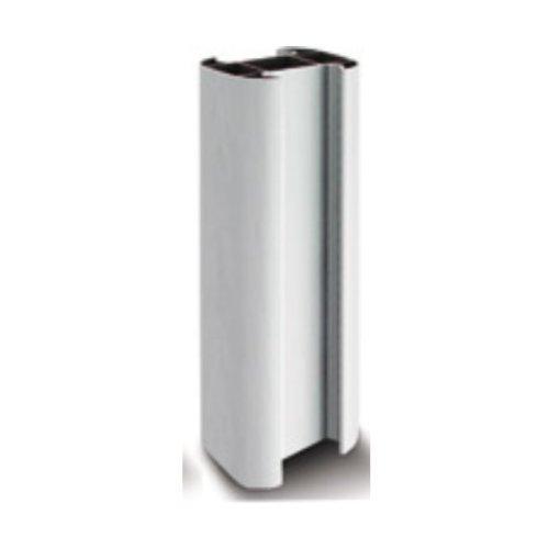 Plastic Post 2.4m (8') - Grey