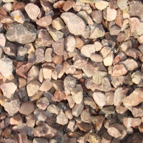 Staffordshire Pink Gravel 20mm - Bulk Sack