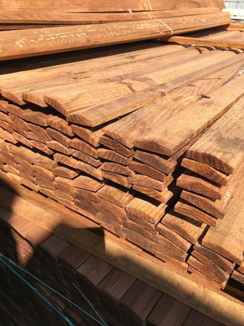 Timber 1830 x 50mm top cap