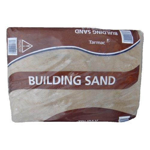 Washed Yellow Building Sand - Bag