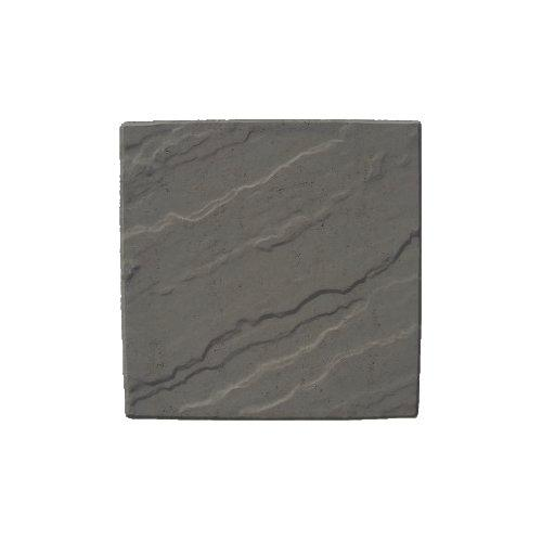 Wyresdale Riven Paving Flag 450x450x38mm - Charcoal