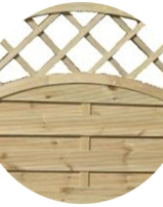 Sussex Fence Panels